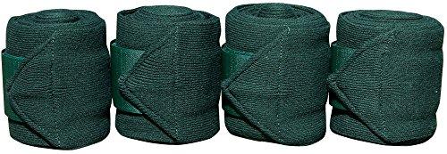 Bandages acryl 3 m, 4 st, Farbe:Olive