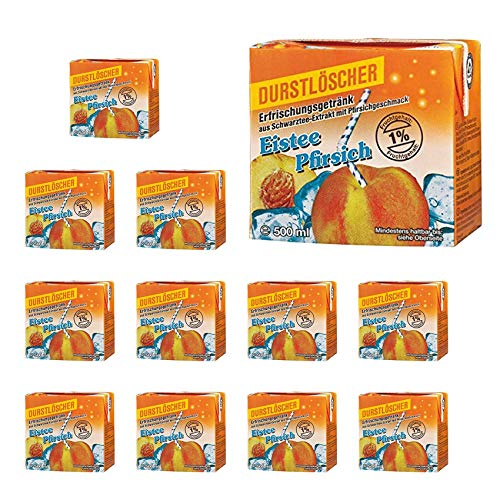 Granite Gold Iced Tea Peach, Pack of 12 x 500 ml