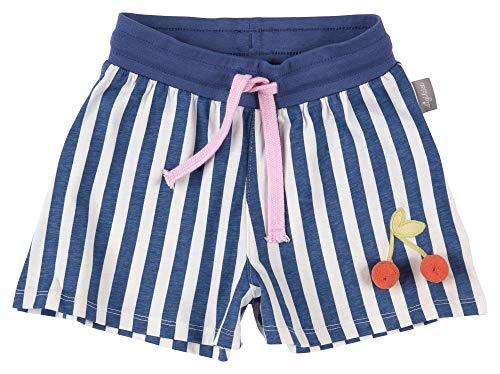 SIGIKID Mini - Mädchen Shorts, kurze Sommerhose aus Bio-Baumwolle , Größe 098 - 128