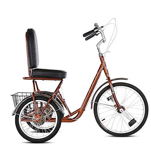GUI-Mask SDZXCDreiradfahrrad Fahrrad Senioren Doppelfahrrad Erwachsene Senioren Kraft Schritt Fuß Sportwagen Übungswagen