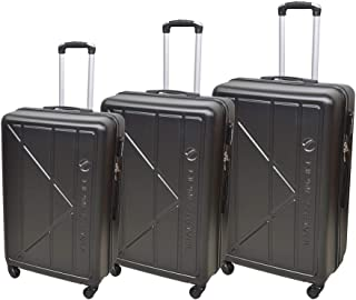 NEW TRAVEL Luggage HARD set 3 pieces size 28/24/20 inch BR909/3P