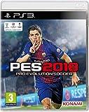 PES 2018 (PS3) [Edizione: Regno Unito]