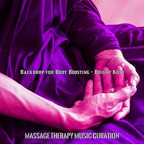 Massage Therapy Music Curation