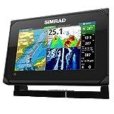 Simrad GO7 XSE 7' Fishfinder/Chartplotter w/ Insight Mapping - No Transducer