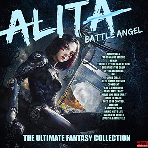 Alita Battle Angel - The Ultimate Fantasy Collection