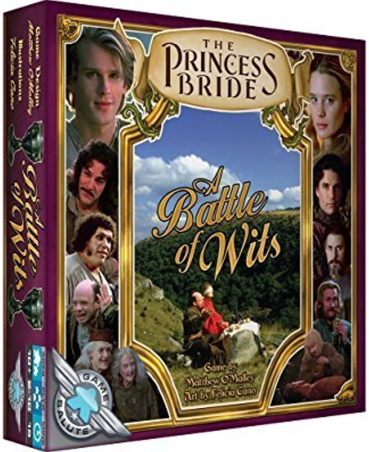 The Princess Bride  A Battle of Wits by Board Games  The Princess Bride