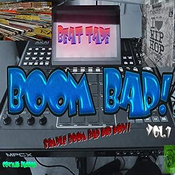 BOOM BAP -Simple boom bap vol.1