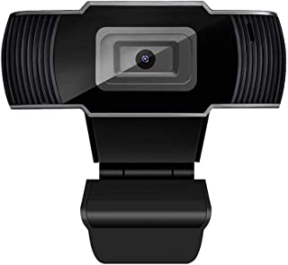 Anonyme HD 1080P Web Camera 5MP Webcam USB3.0 Auto Focus Video Call with Mic for Computer PC Laptop Black