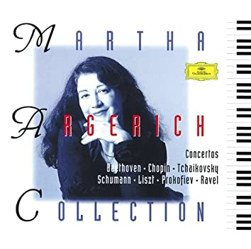 Martha Argerich - Concertos