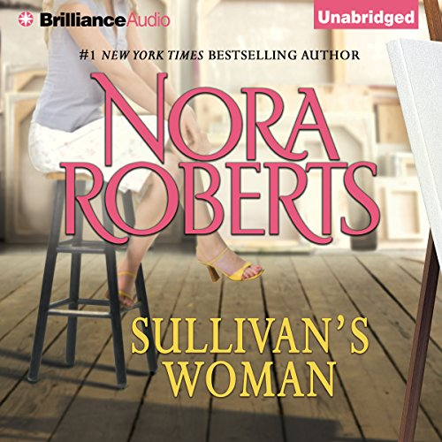 Sullivan's Woman audiobook cover art