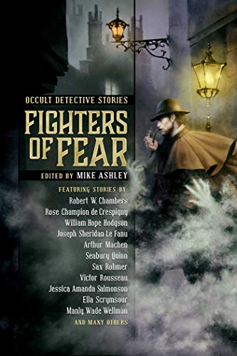 Image of Fighters of Fear: Occult Detective Stories