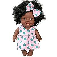 黒人 赤ちゃん 人形 10インチ おもちゃ African ソフト人形
