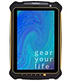 RugGear RG910 Tablette Outdoor Antichoc Résistante et Etanche, Ecran Corning Gorilla 8', 32 Go, Android