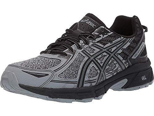 ASICS Men's Gel-Venture 6 MX Running Shoes, 11, Stone Grey/Stone Grey