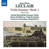 Violinsonaten Buch 1,Nr.9-12