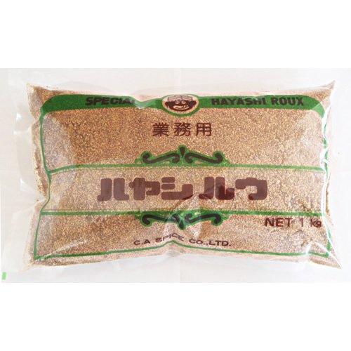 甘利香辛食品 CA ハヤシルウ 1000g [1015]