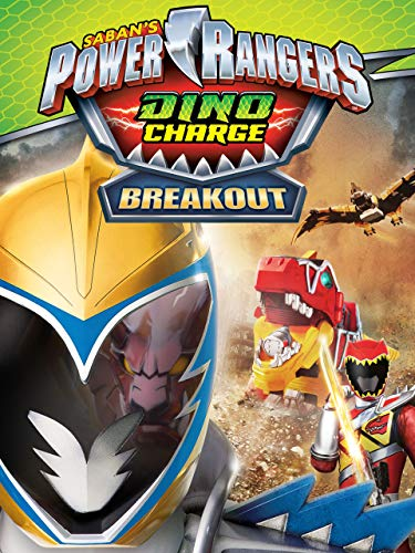 Power Rangers Dino Charge: Breakout