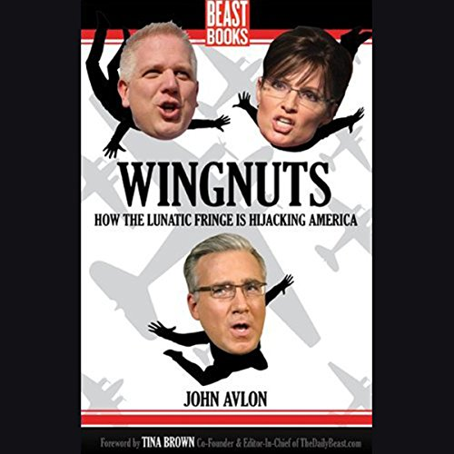 Wingnuts audiobook cover art