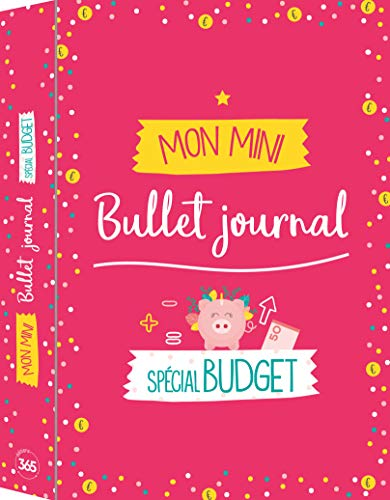 Mon mini bullet journal spécial budget