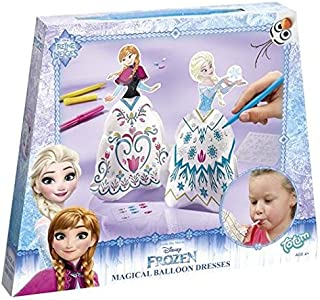 Totum Disney Frozen Magical 3D Dresses, Multi-Colour, 680326