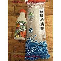 Algas Agar Agar & Salsa Ensalada China - Conjunto para Ensalada China