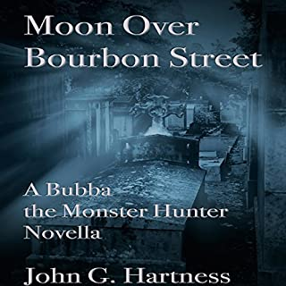 Moon over Bourbon Street cover art