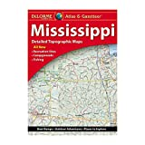 DeLorme® Mississippi Atlas & Gazetteer
