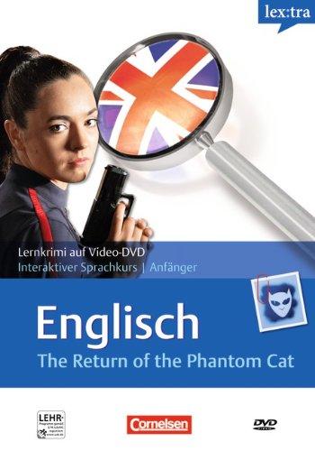 Englisch - The Return of the Phantom Cat  (+ Buch)