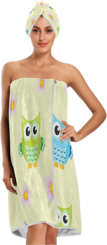 xigua Bath Department store Towel Wrap Max 55% OFF Set Hair Dry Women Quick Bat Wearable for