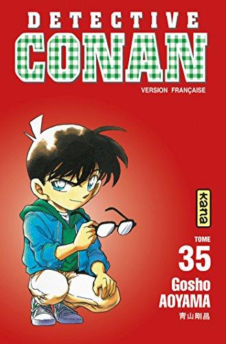 Détective Conan - Tome 35