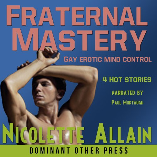 Fraternal Mastery Collection audiobook cover art