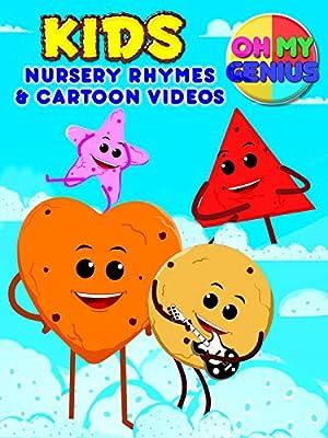 Kids Nursery Rhymes & Cartoon Videos - Oh My Genius