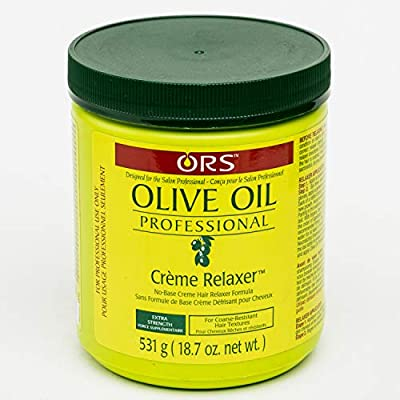 OLIVE OIL CREME RELAXER