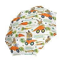 Utilisation : parasol et parapluie pluie. Protection UV des parapluies : le revêtement high-tech et le design de transmission de la lumière 0% empêchent 95 % des UV. Type de parapluie : parapluie à ouverture automatique 3 plis Personnalisation : tous...