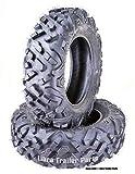 Set of 2 ATV UTV Tires 27x9-14 27X9x14 6PR Mud