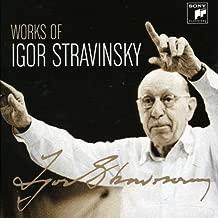 musical works of igor stravinsky