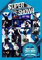 SUPER JUNIOR WORLD TOUR SUPER SHOW4 LIVE in JAPAN (DVD2枚組) (通常盤)