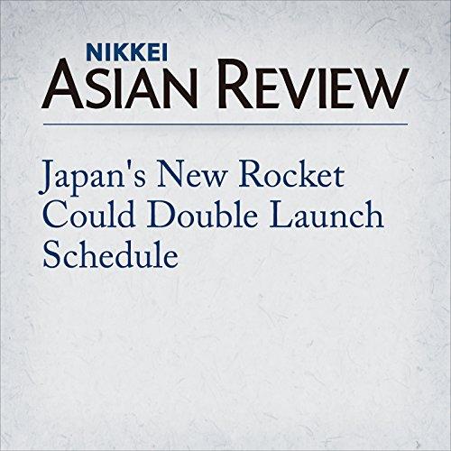 Japan's New Rocket Could Double Launch Schedule | Tomohiro Ichihara