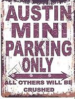 Parking Shed Work Cars ティンサイン ポスター ン サイン プレート ブリキ看板 ホーム バーために