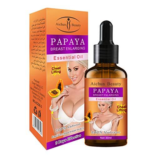 Aichun Beauty Natural Papaya Breast Lifting Enlargement Enlarging Essential Oil 30ml