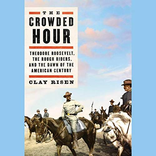 The Crowded Hour audiobook cover art