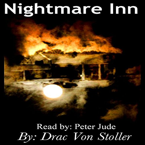 Nightmare Inn audiobook cover art
