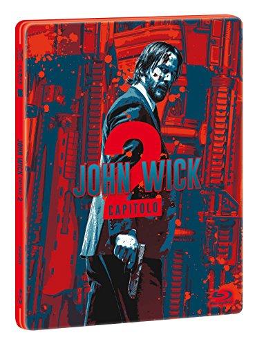 John Wick 2 Steelbook BRD [Blu-Ray] [Import]