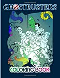 Ghostbuster Coloring Book: Great Gift Coloring Books For Adults, Tweens (Stress Relieving For Anyone)