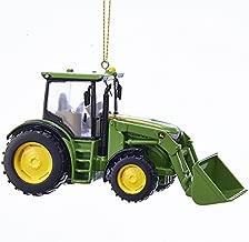 Kurt Adler John Deere Tractor Loader Ornament