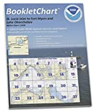 Paradise Cay Publications NOAA BookletChart 11428: Okeechobee Waterway St. Lucie Inlet to Fort Myers; Lake Okeechobee