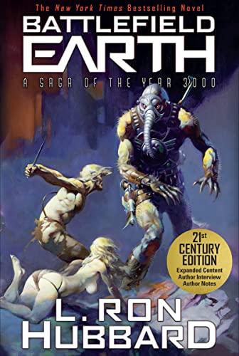 Battlefield Earth: Epic New York Times Best Seller SCI-FI Adventure Novel