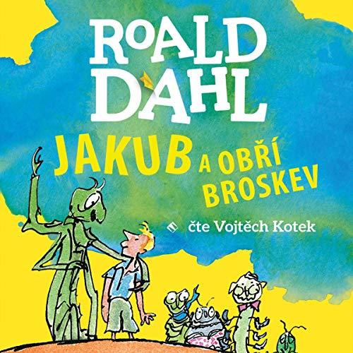 Jakub a obří broskev cover art