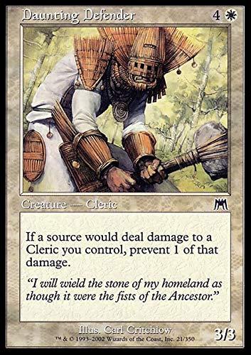 Magic: the Gathering - Daunting Defender - Difensore Persuasivo - Onslaught