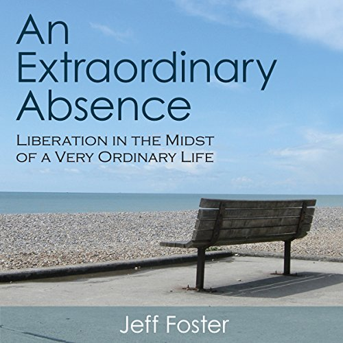 An Extraordinary Absence audiobook cover art